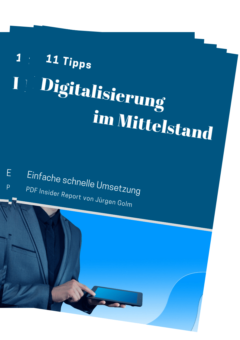 11 Tipps zur Digitalisierung im Mittelstand