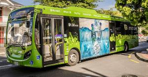 Neukundengewinnung mit Buswerbung