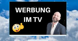 TV Werbung zur Neukundengewinnung